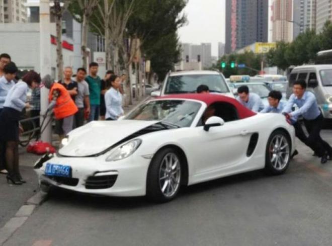 Những người mua xe sang xui xẻo nhất thế giới - 1