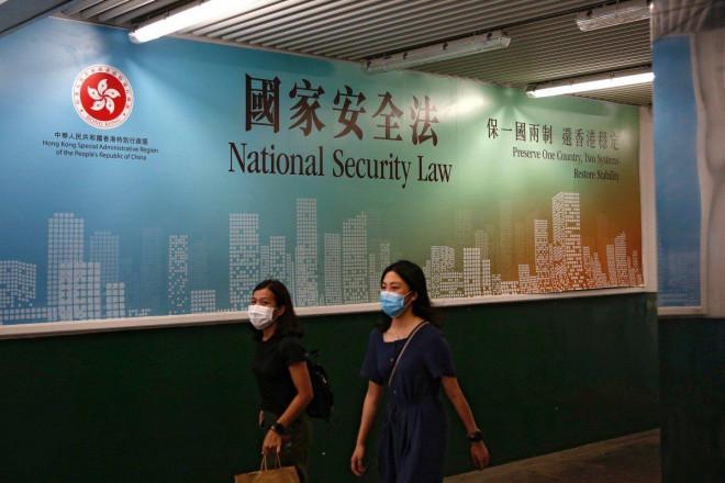 Trung Quốc chính thức thông qua luật an ninh Hồng Kông, Mỹ ra tay trước - 1