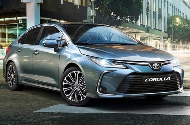 Giá xe Toyota 07/2020: Giá niêm yết, giá lăn bánh các phiên bản - 4