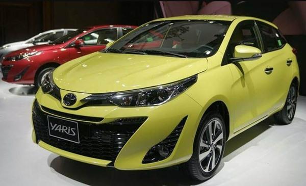 Giá xe Toyota 07/2020: Giá niêm yết, giá lăn bánh các phiên bản - 15