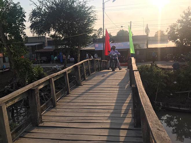Những cây cầu Hy vọng trên đất ông Thoại - 1