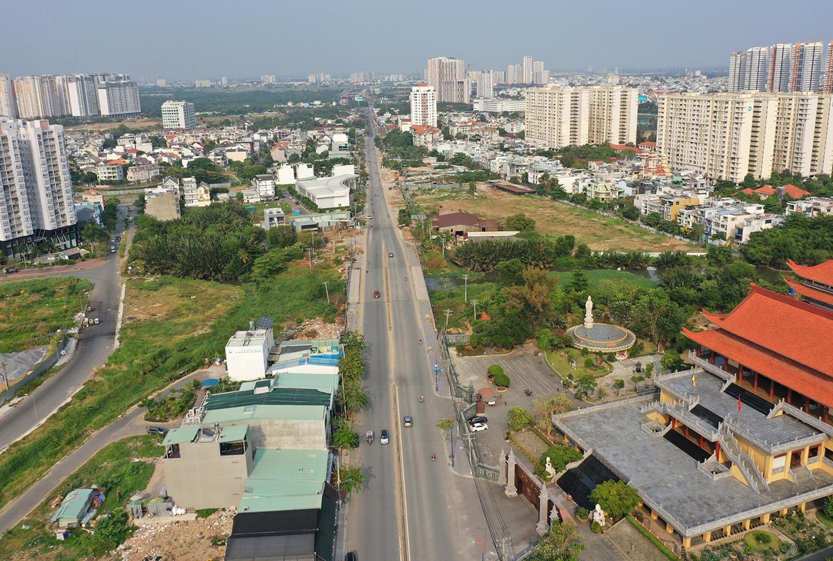2,5 km đường ở TP Thủ Đức vẫn ngổn ngang sau gần 6 năm thi công - 1