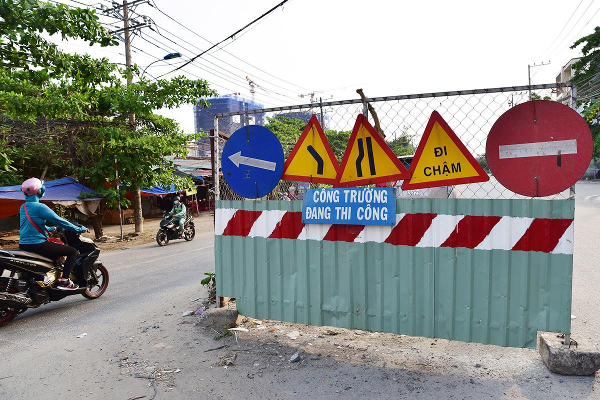 2,5 km đường ở TP Thủ Đức vẫn ngổn ngang sau gần 6 năm thi công - 3