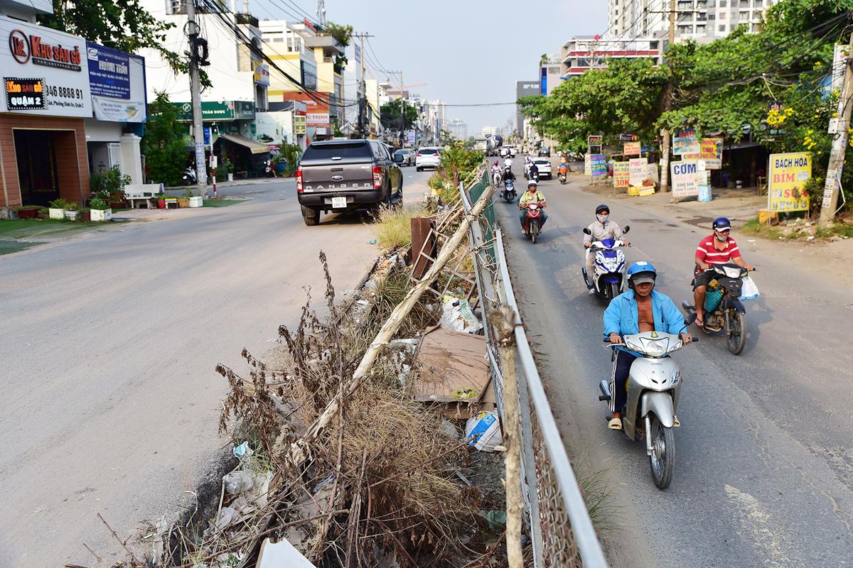 2,5 km đường ở TP Thủ Đức vẫn ngổn ngang sau gần 6 năm thi công - 4