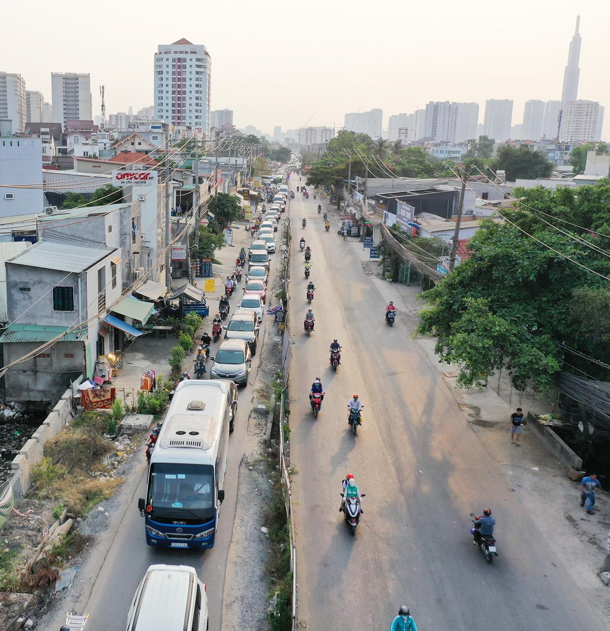 2,5 km đường ở TP Thủ Đức vẫn ngổn ngang sau gần 6 năm thi công - 9