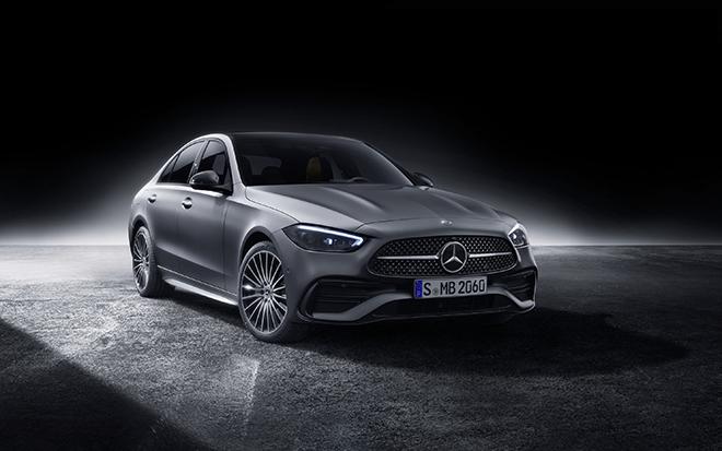 """Lộ nội thất Mercedes-Benz C180 2022, nhiều chi tiết """"mượn"""" từ S-Class mới - 5"""