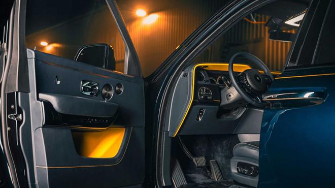 Rolls-Royce Cullinan ngầu hơn trong gói nâng cấp Black Badge - 8
