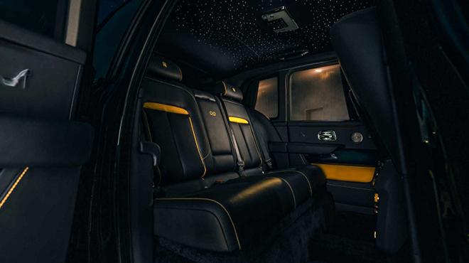 Rolls-Royce Cullinan ngầu hơn trong gói nâng cấp Black Badge - 9