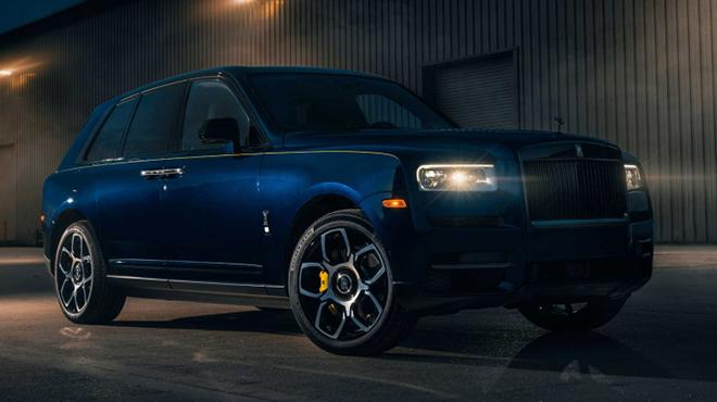 Rolls-Royce Cullinan ngầu hơn trong gói nâng cấp Black Badge - 1