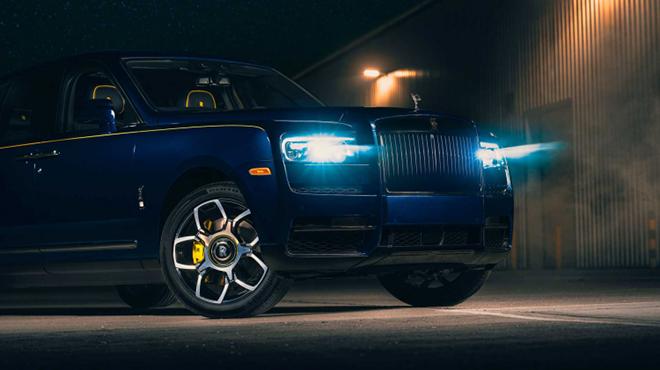 Rolls-Royce Cullinan ngầu hơn trong gói nâng cấp Black Badge - 6