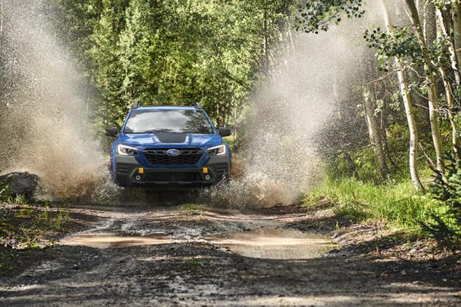 Subaru Outback Wilderness 2022 trình làng, chuẩn dáng SUV địa hình - 9