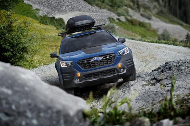 Subaru Outback Wilderness 2022 trình làng, chuẩn dáng SUV địa hình - 1