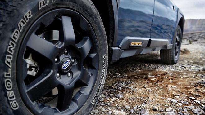 Subaru Outback Wilderness 2022 trình làng, chuẩn dáng SUV địa hình - 5