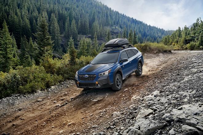 Subaru Outback Wilderness 2022 trình làng, chuẩn dáng SUV địa hình - 3