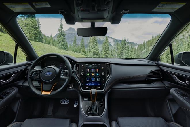 Subaru Outback Wilderness 2022 trình làng, chuẩn dáng SUV địa hình - 7