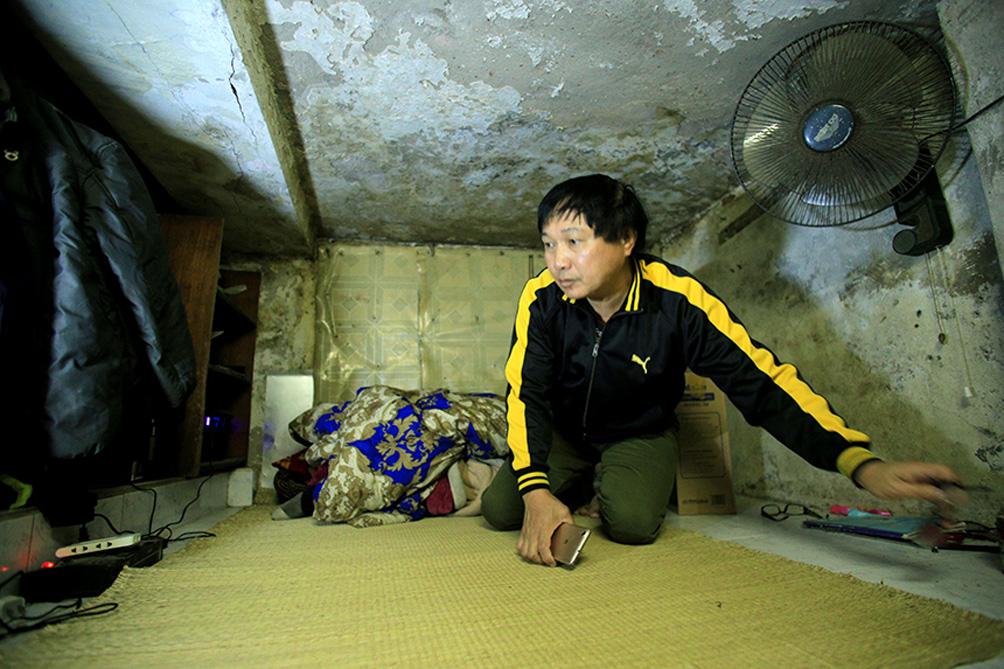 Căn nhà chỉ có thể quỳ, ngồi, nằm… chứ không thể đứng ở trung tâm Hà Nội - hình ảnh 13