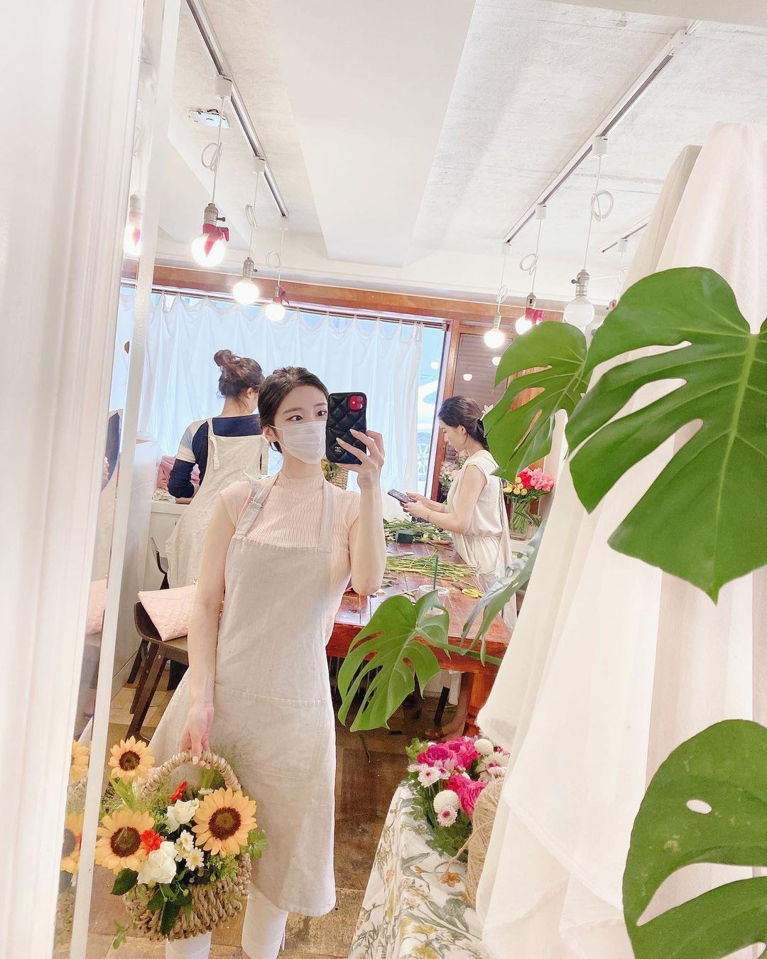 Nữ sinh trường đại học danh giá Hàn Quốc bỏ nghề MC đài trung ương đi làm mẫu nội y - hình ảnh 8
