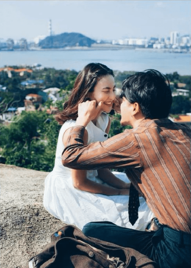 Tim khoe ảnh bạn gái mới sau 3 năm ly hôn Trương Quỳnh Anh? - hình ảnh 1