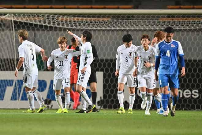 ĐT Việt Nam thắng 11-0 chấn động châu Á, vòng loại World Cup sốc trận thắng 31-0 - 1