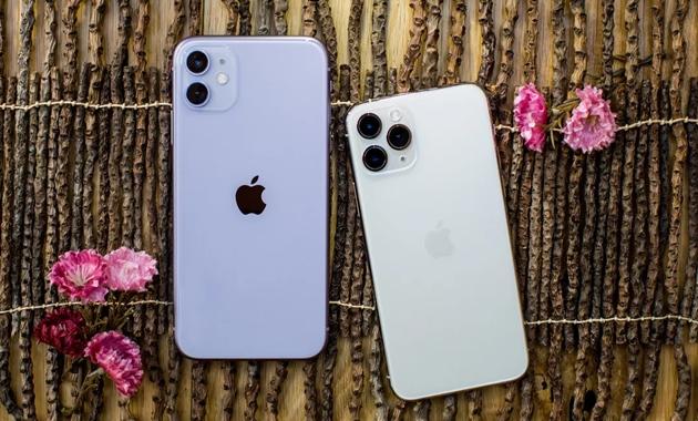 So sánh iPhone 11 và 11 pro: Sự khác biệt tinh tế - 11