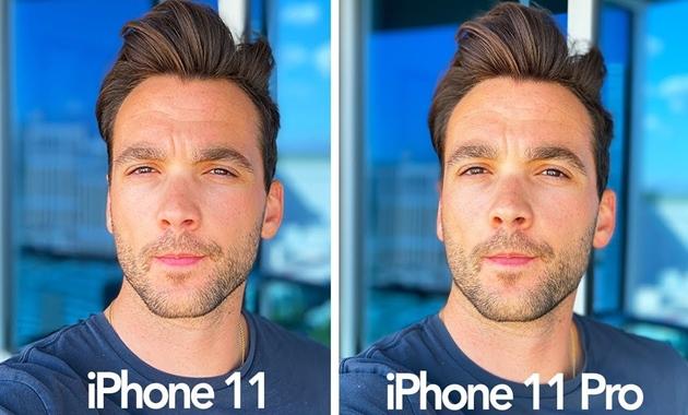 So sánh iPhone 11 và 11 pro: Sự khác biệt tinh tế - 9