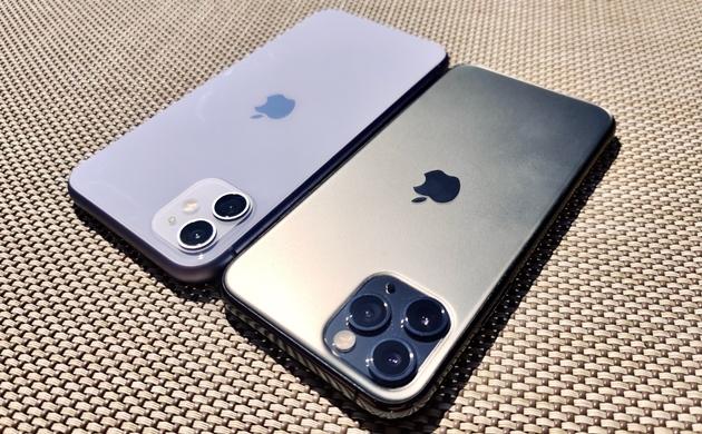 So sánh iPhone 11 và 11 pro: Sự khác biệt tinh tế - 8