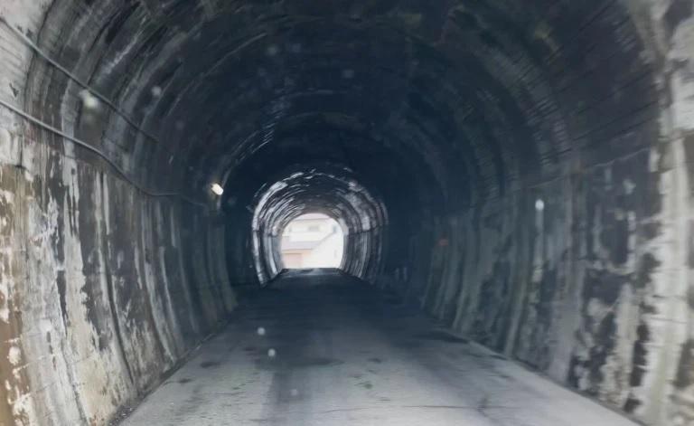 Đường hầm bị nguyền rủa ở Nhật, khiến ai đi qua cũng khiếp sợ - hình ảnh 4