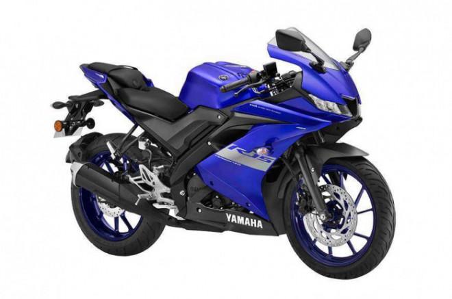 Yamaha R15 v3.0 thêm màu mới, giá 47 triệu đồng - 4