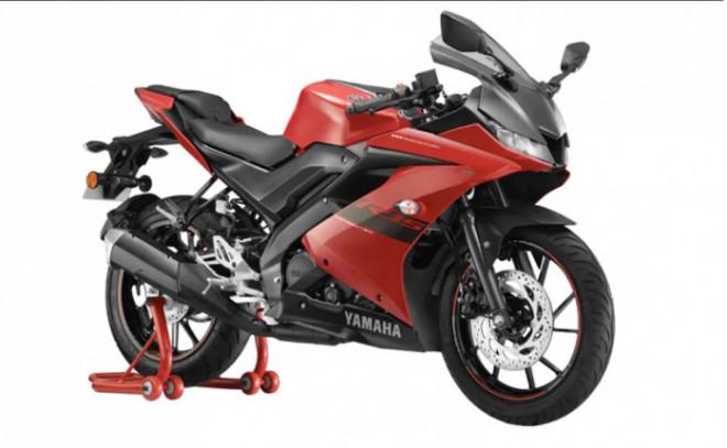 Yamaha R15 v3.0 thêm màu mới, giá 47 triệu đồng - 1
