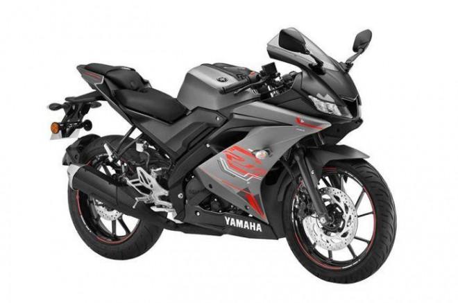 Yamaha R15 v3.0 thêm màu mới, giá 47 triệu đồng - 5