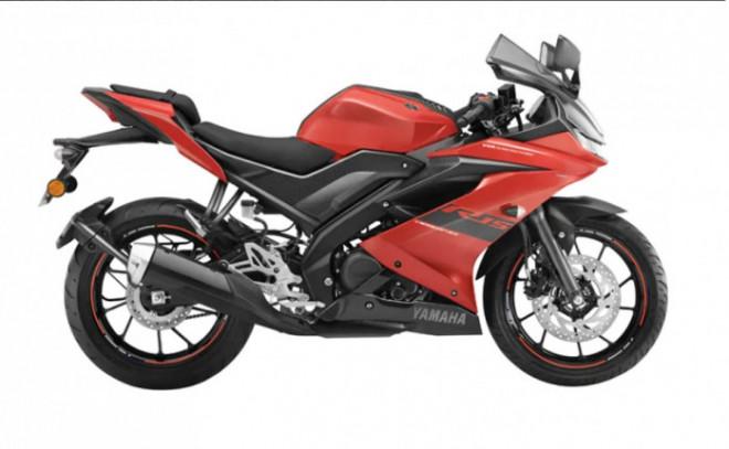 Yamaha R15 v3.0 thêm màu mới, giá 47 triệu đồng - 7