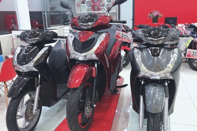 Bảng giá Honda SH tháng 4/2021, chênh cao kỷ lục 20 triệu đồng - 1