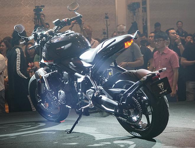 Triumph Trident ra mắt thị trường Việt, giá bán 270 triệu đồng - 7