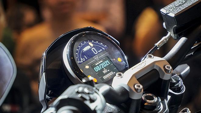Triumph Trident ra mắt thị trường Việt, giá bán 270 triệu đồng - 11
