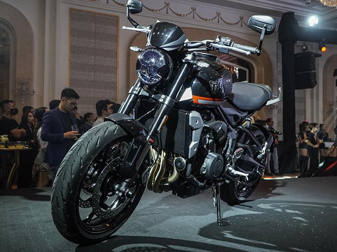 Triumph Trident ra mắt thị trường Việt, giá bán 270 triệu đồng - 1