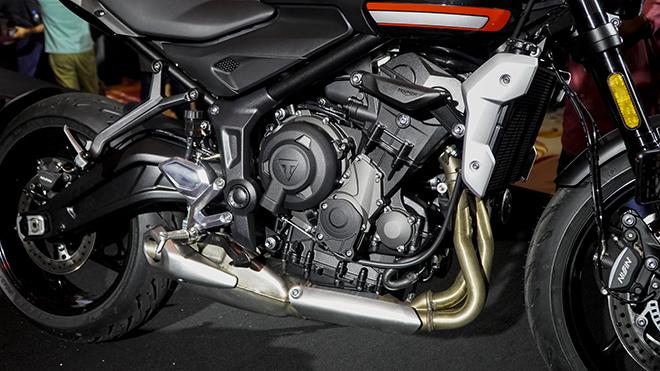 Triumph Trident ra mắt thị trường Việt, giá bán 270 triệu đồng - 6