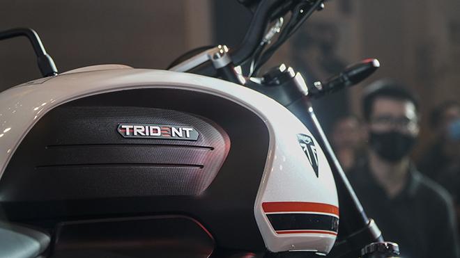 Triumph Trident ra mắt thị trường Việt, giá bán 270 triệu đồng - 8