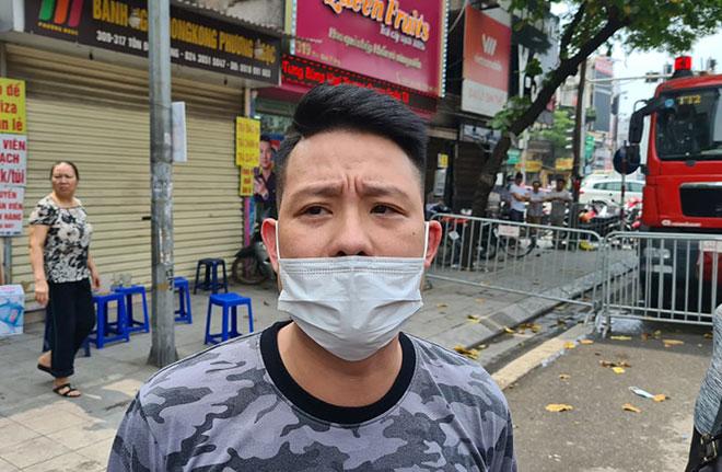 """Vụ cháy 4 người chết ở Hà Nội: """"Trời ơi… Em tôi đang mang thai cháu thứ hai"""" - hình ảnh 1"""
