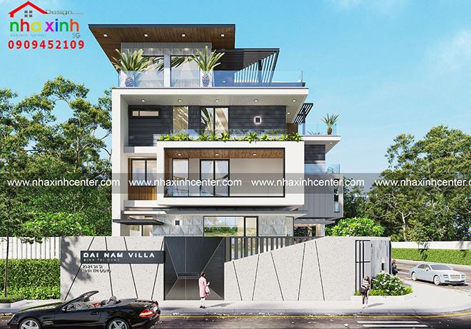 Những mẫu thiết kế biệt thự đẹp xu hướng 2021 33-1617616523-866-width660height461