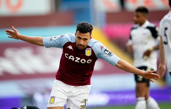 Video Aston Villa - Fulham: Choáng váng 3 bàn 9 phút, ngược dòng ngoạn mục - 1