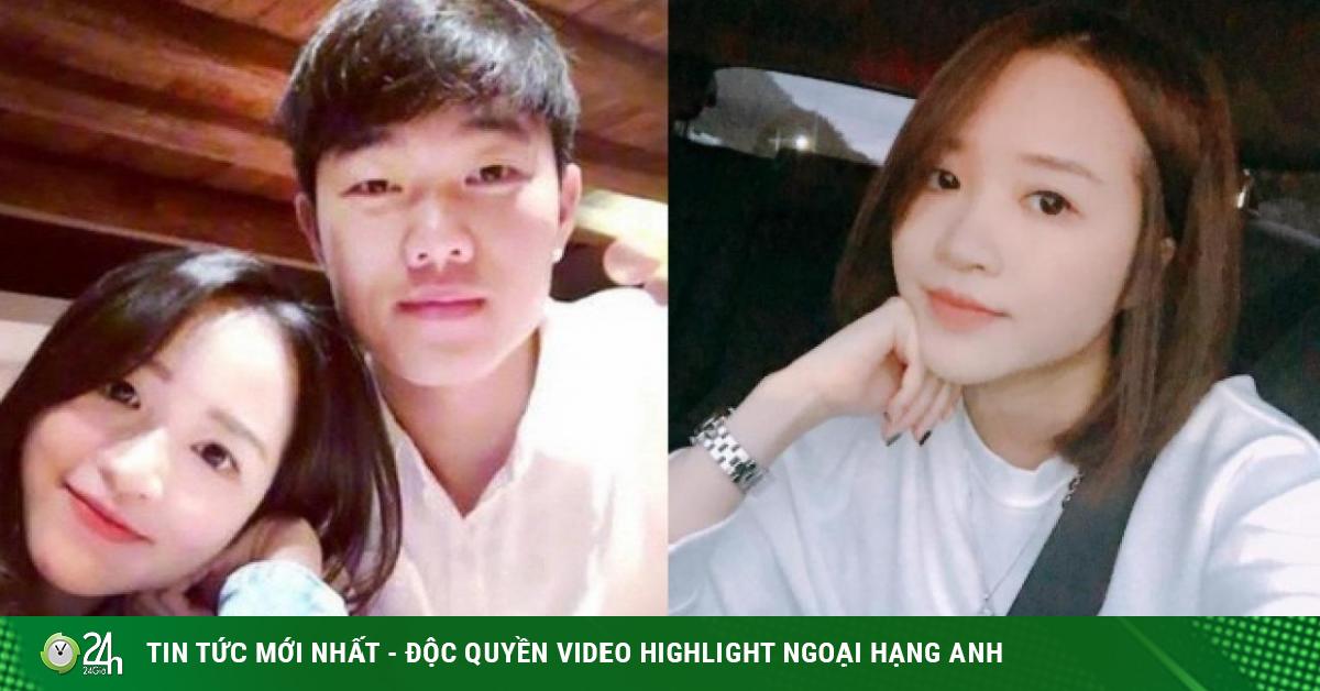 Vợ sắp cưới của tiền vệ Lương Xuân Trường xinh đẹp cỡ nào?