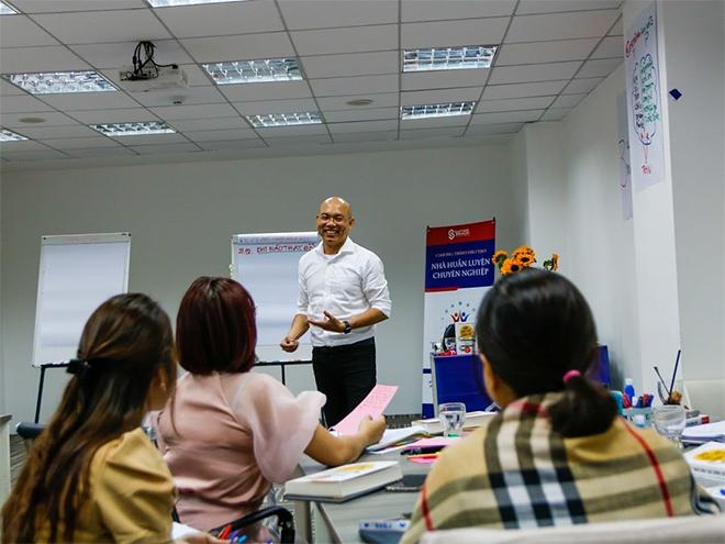 """Andy Huỳnh Ngọc Minh - nhà đào tạo, nhà huấn luyện """"thầm lặng"""" đứng sau thành công của nhiều doanh nghiệp - 3"""