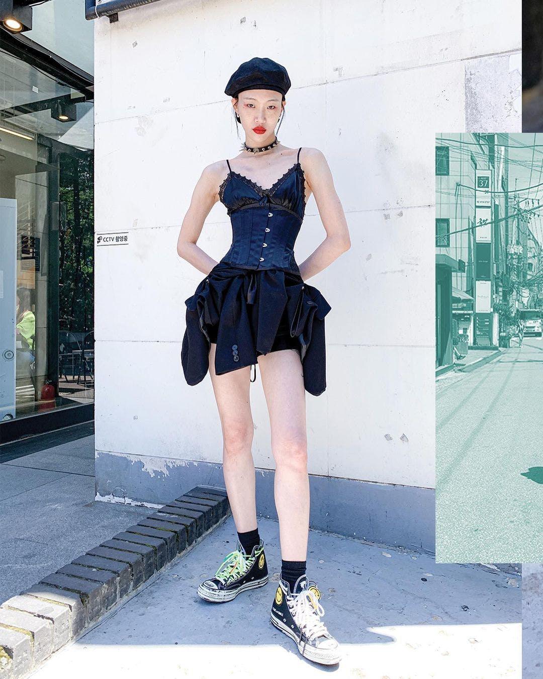 """4 fashionista Hàn Quốc """"công phá"""" thời trang thế giới - hình ảnh 6"""