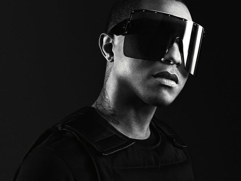 """5 sự kết hợp """"ăn tiền"""" của siêu sao Pharrell Williams và các ông lớn thời trang - hình ảnh 4"""