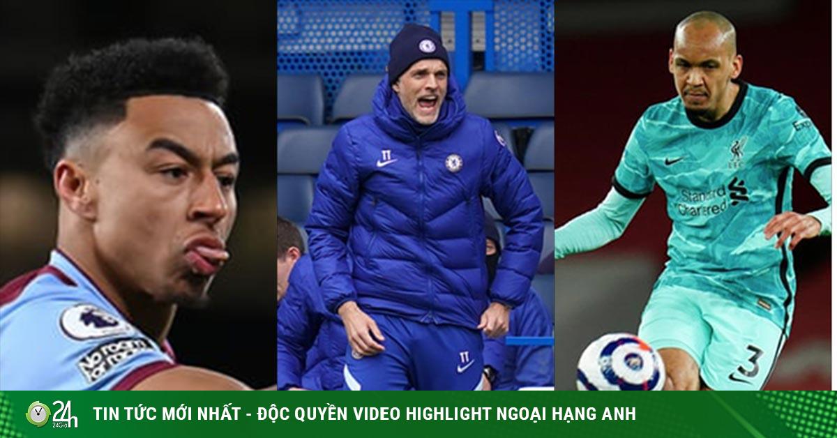 Điểm nóng vòng 30 Ngoại hạng Anh: Chelsea thua sốc, 6 đội đua top 4 nóng rực