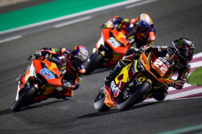 """Đua xe MotoGP: Tân binh 16 tuổi lập chiến tích """"nghìn năm có một"""" ở Moto3. - 3"""