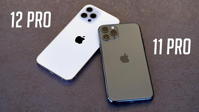 """iPhone 12 Pro """"đốn tim"""" iFan hơn iPhone 11 Pro vì lý do này - 1"""