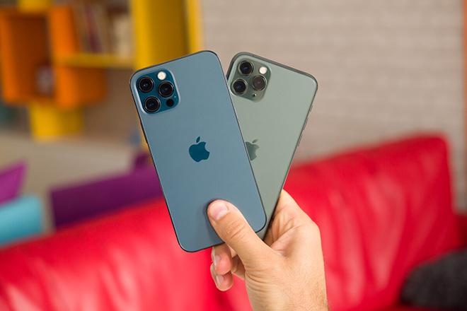 """iPhone 12 Pro """"đốn tim"""" iFan hơn iPhone 11 Pro vì lý do này - 6"""