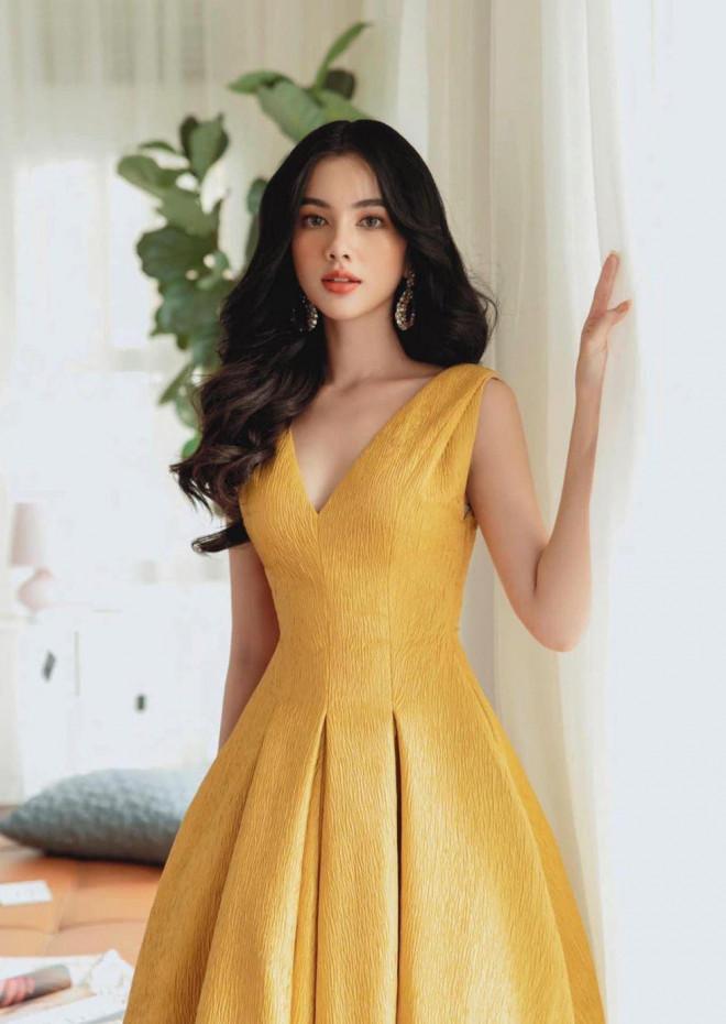 Những người đẹp từng giảm cân 'khủng' để thi Hoa hậu Việt Nam - 4