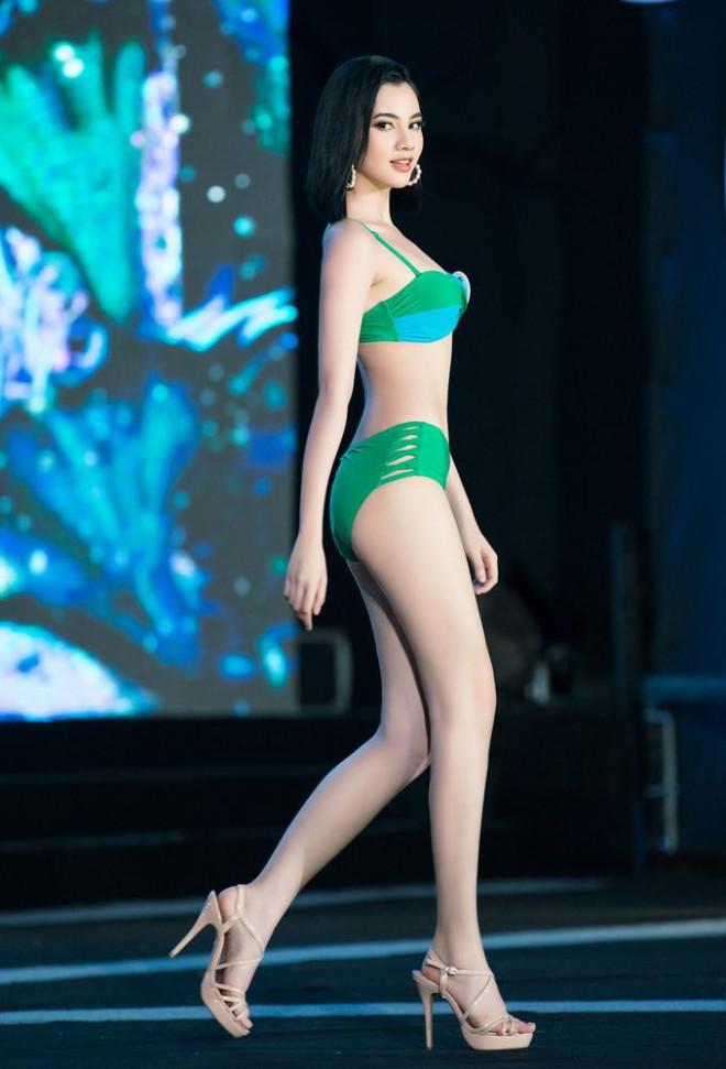 Những người đẹp từng giảm cân 'khủng' để thi Hoa hậu Việt Nam - 2